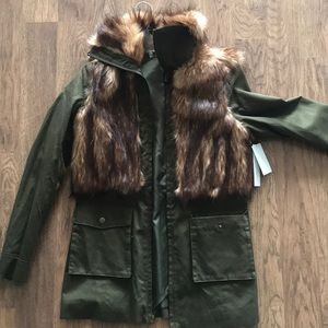 Brand new jacket with tags